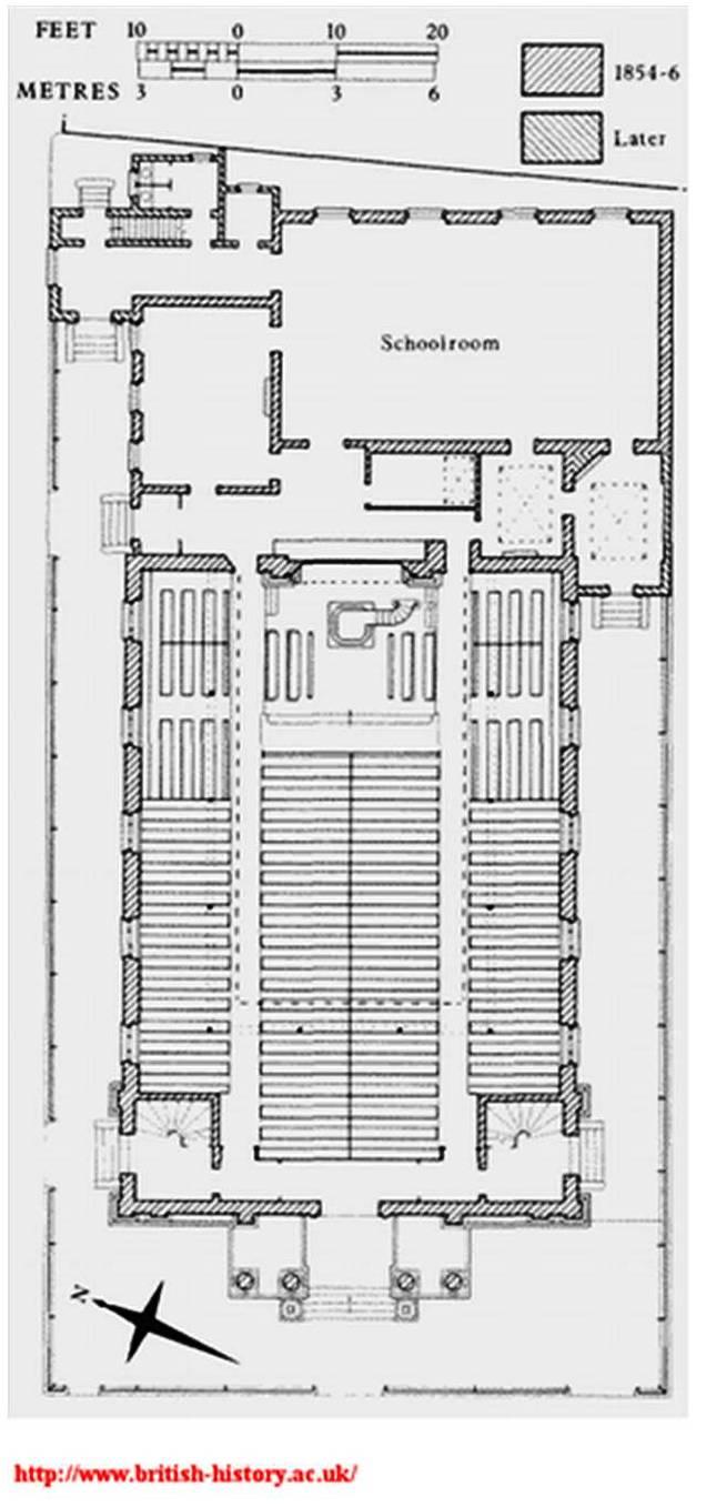 Chapel floor plan joy studio design gallery best design for Small chapel floor plans